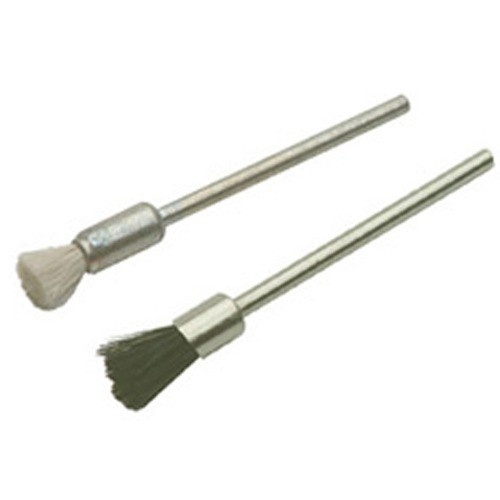 Bristle End Brushes