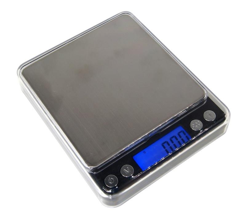 Gemoro Platinum® Xp500 Pocket Scale