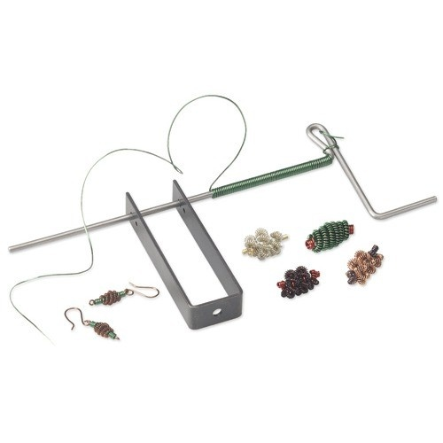 Artistic Wire Coiling Gizmo(r) Econo Winder, 2 Rods, 3mm And 2.0mm
