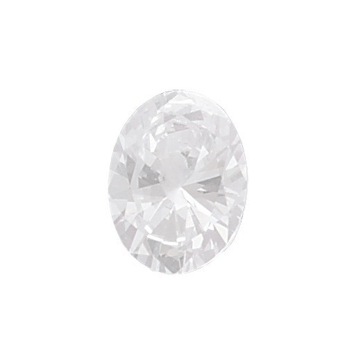 Aaa Rated Oval Cubic Zirconia