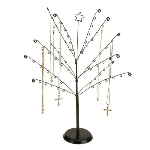 """Small Wire Earring Tree Displays, 13"""" L X 15"""" W"""
