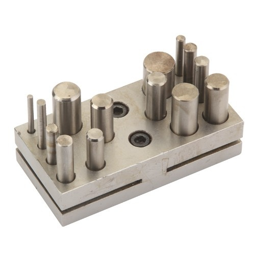 14 Hole Disc Cutter On Rectangle Base