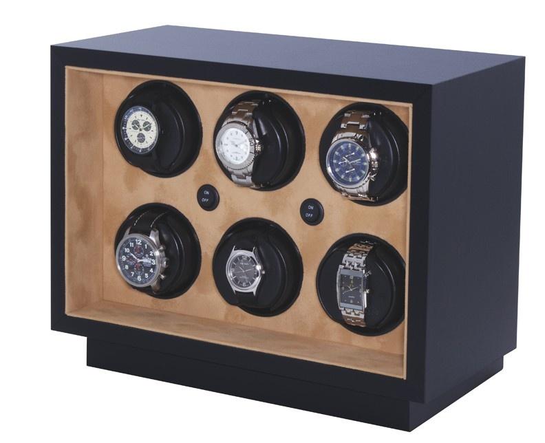 Orbita Insafe Programmable 6-Watch Winder
