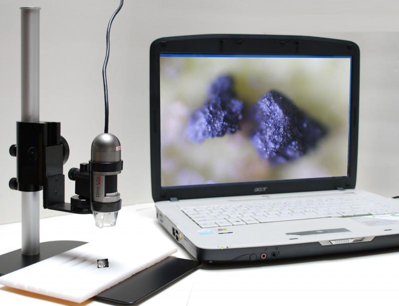 Dino-Lite Microscope Stand