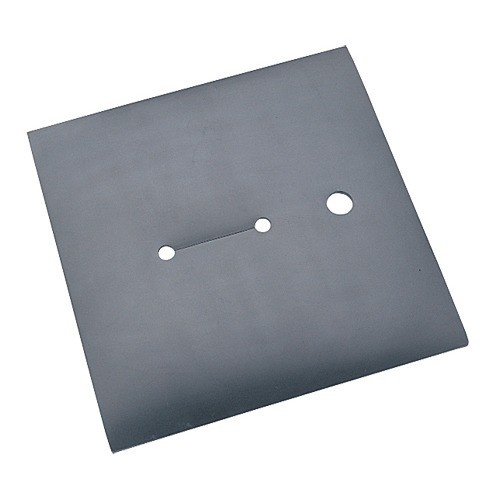10X10 Rubber Investing Pad