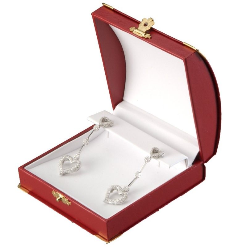 """Diana"" Small Drop Earring Box"