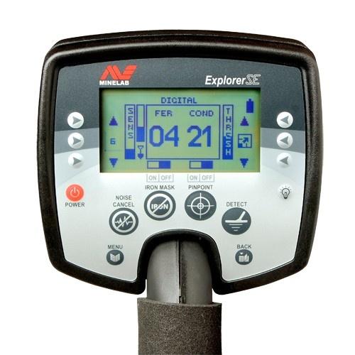 Explorer Se Pro Minelab Metal Detector