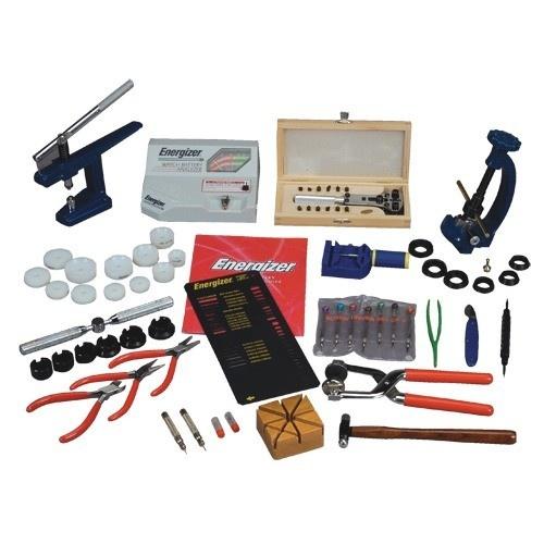 24-Piece Economy Watch Repair Tool Kit