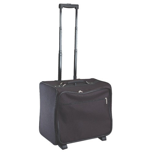 """Soft Wheeled Suitcases, 15"""" h"""