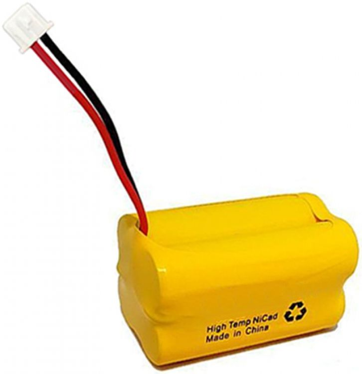 4.8v Recharg. Battery----nicad. Used With The Rsn7050 And Rsn7090 Series Electric Aor Signs.