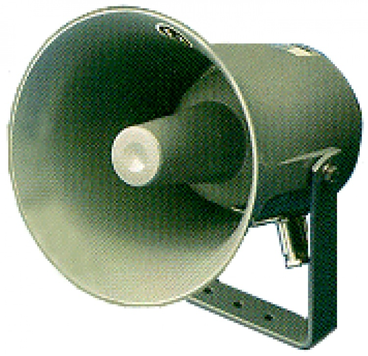 Paging Horn---6 Watts--45 Ohms. Used With Aa906 And/or Aa705 Master Station(s) Or With The Bc735 Multi-purpose Unit.