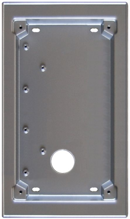 2h X 1w Surface Back Box-titan. Requires Mt2t Series Frame.