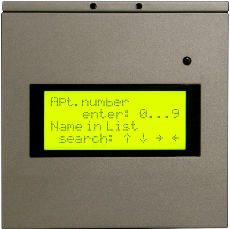 Qwikbus Display-digital--titan. Used With Em3t Or Emv3t Keypad Module.