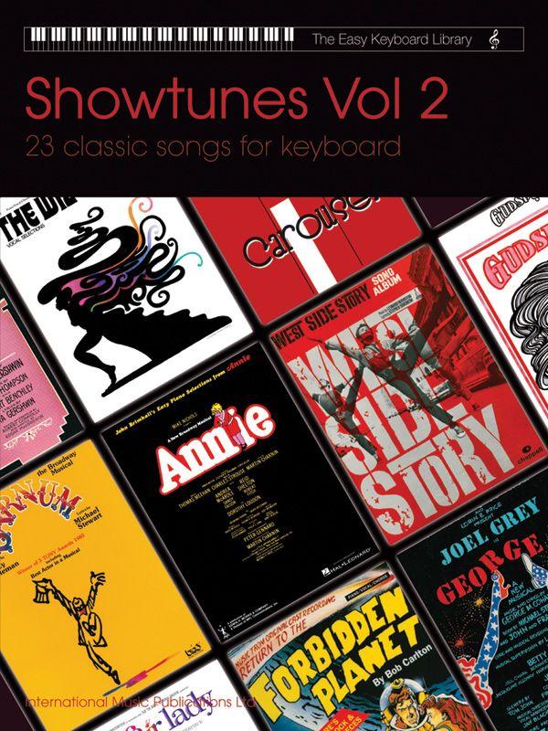 Showtunes Vol 2