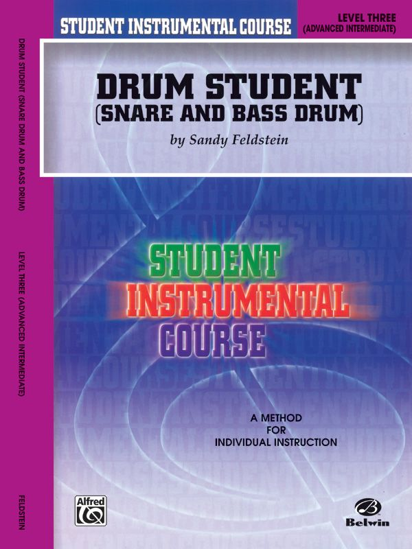 Student Instrumental Course: Drum Student, Level Iii