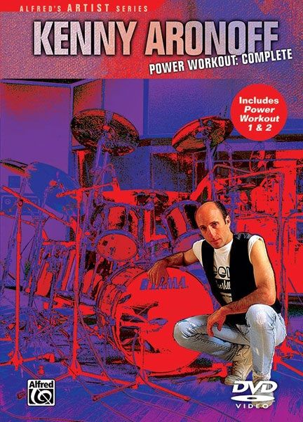 Kenny Aronoff: Power Workout Complete