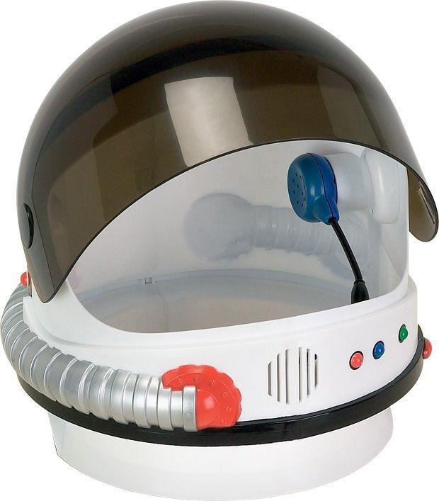 Astronaut Helmet With Sound