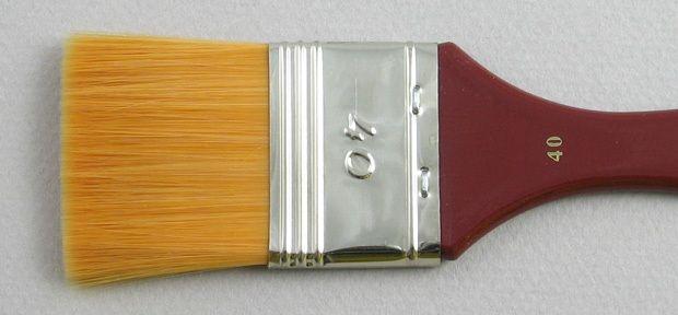 Synthetic Hair Series 203 : Skywash Size 40 Brush