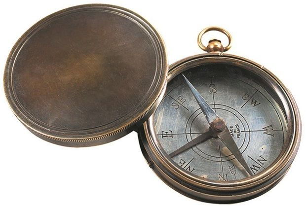 Victorian Trails Compass