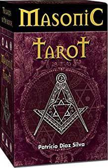 Masonic Tarot By Patricio Diaz Silva
