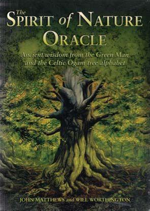 Spirit Of Nature Oracle Deck & Book By Matthews & Worthington