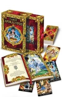 Tarot Apokalypsis Deck & Book By Dunne & Huggens