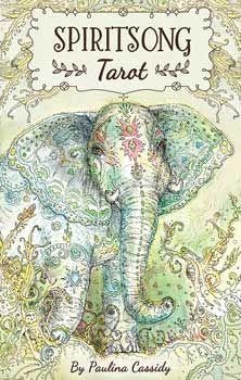 Spiritsong Tarot Deck By Paulina Cassidy