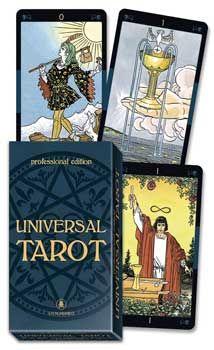 Universal Tarot Professional Edition