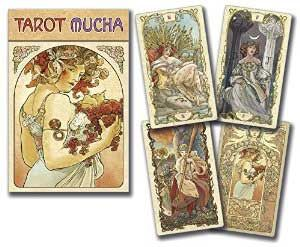 Tarot Mucha By Massaylia & Dosenzo