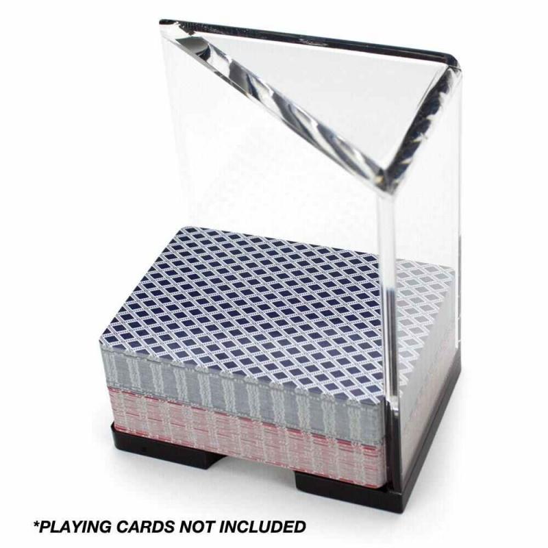 6-Deck Discard Tray