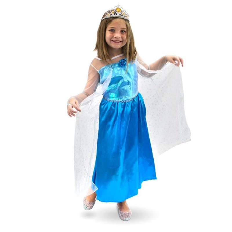 Children's Snowflake Princess Costume