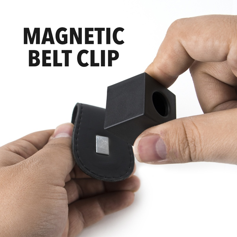 Magnetic Pool Cue Chalk Holder