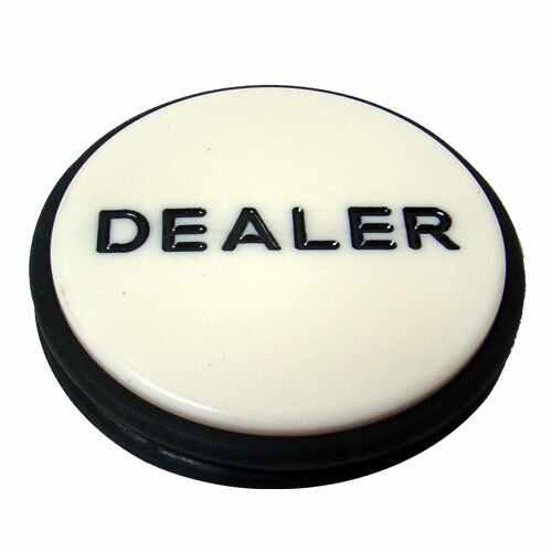"""3"""" Dealer Button"""