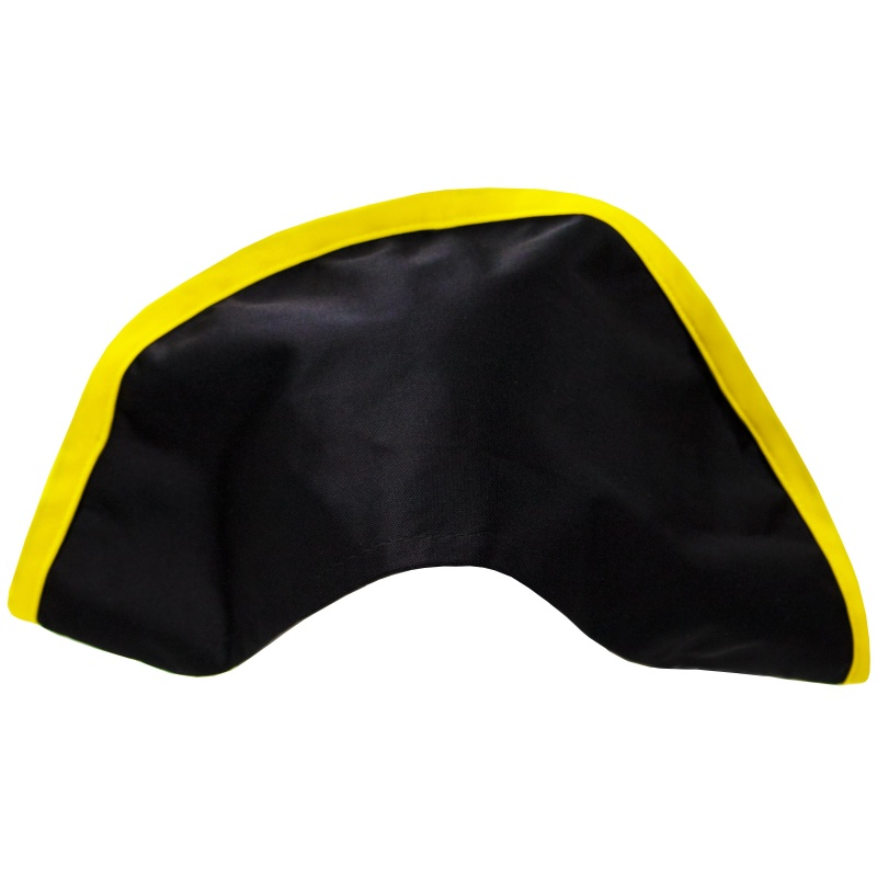 Soft Bicorne Pirate Hat