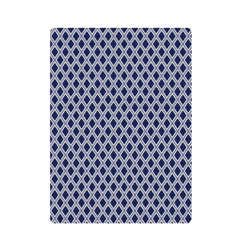 Blue Deck,brybelly Playing Cards (wide Size, Standard Index)