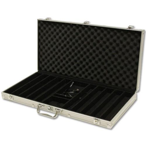 750 Ct Aluminum Case