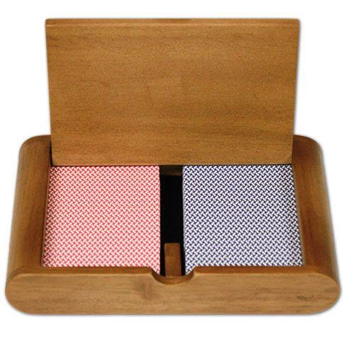 Copag Export Rb Poker Size Jumbo Index Wooden Box