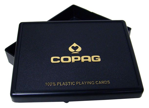 Copag Plastic Case - Narrow Bridge Size Set Holder