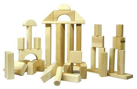 Beka Traditional Standard Block Set: 36 Pieces Set