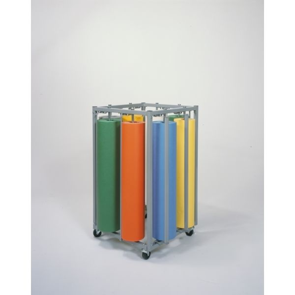 R995 Eight Roll Square Vertical Paper Rack