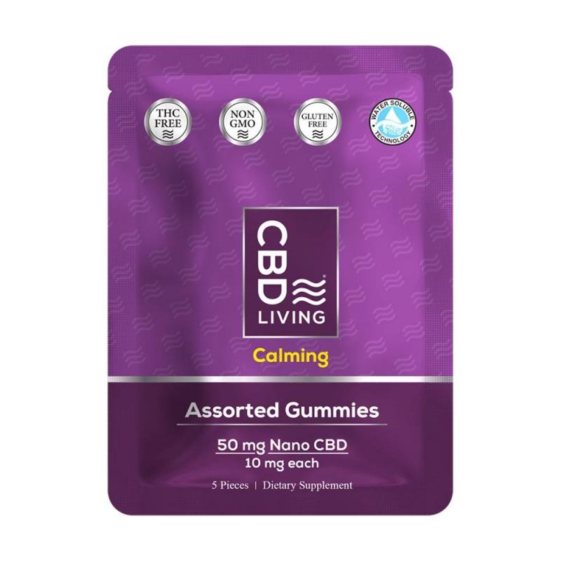 Cbd Gummies - Assorted Flavors