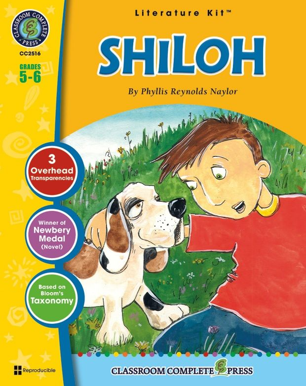 Classroom Complete Regular Education Literature Kit: Shiloh, Grades - 5, 6