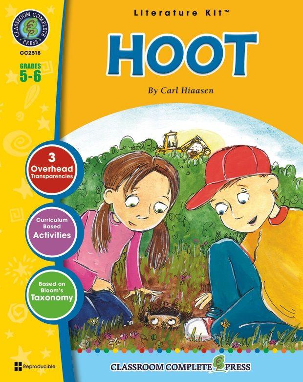 Classroom Complete Regular Education Literature Kit: Hoot, Grades - 5, 6