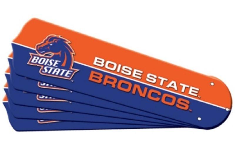 "New Ncaa Boise State Broncos 42"" Ceiling Fan"