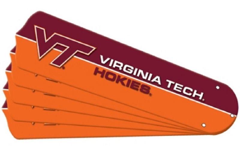 "New Ncaa Virginia Tech Hokies 42"" Ceiling Fan"