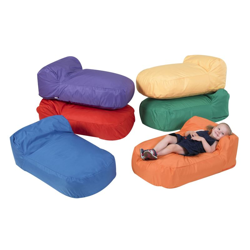 Cuddle-ups® Pod Pillows – Primary Set Of 6