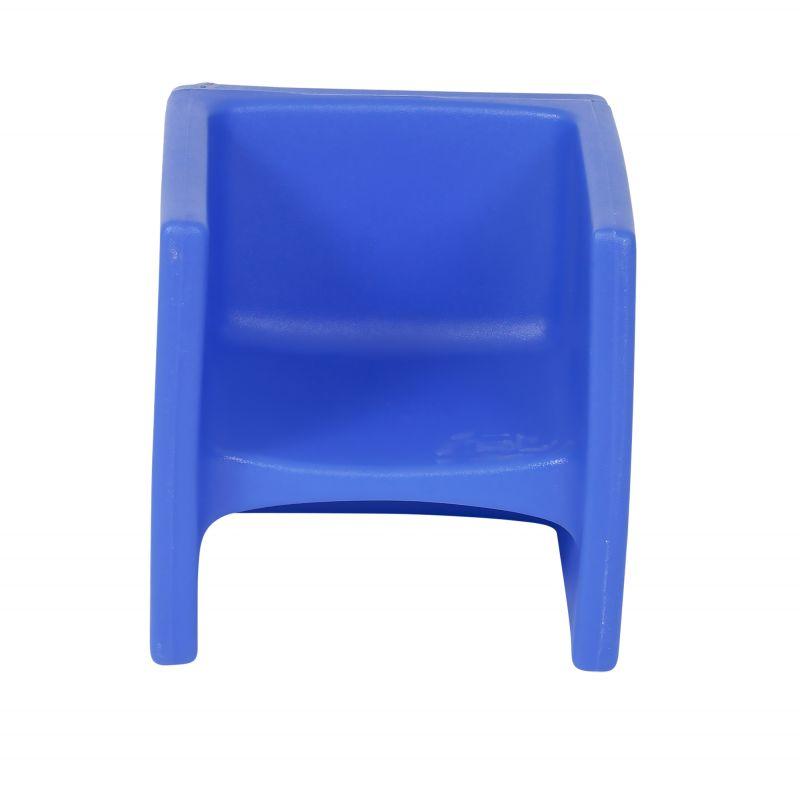 Cube Chair – Blue