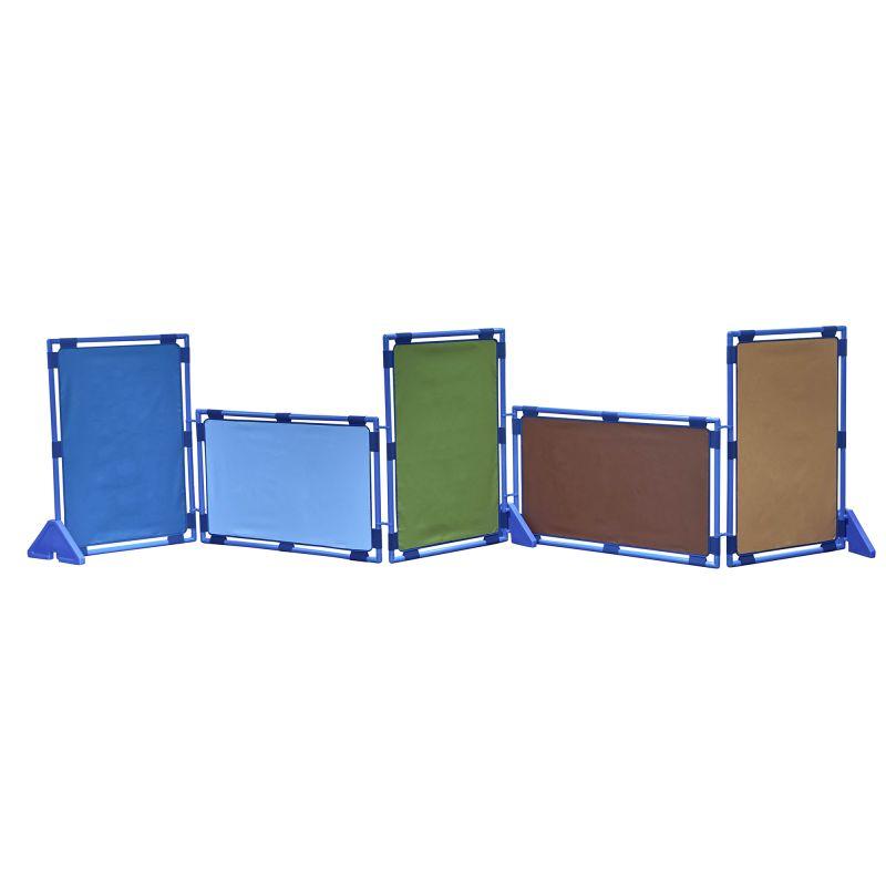 Rectangular Woodland Playpanels® – Set Of 5