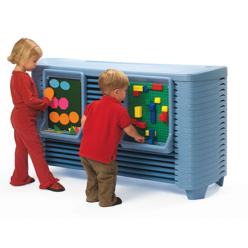 Spaceline® Activity Center With Spaceline® Cots – Wedgewood