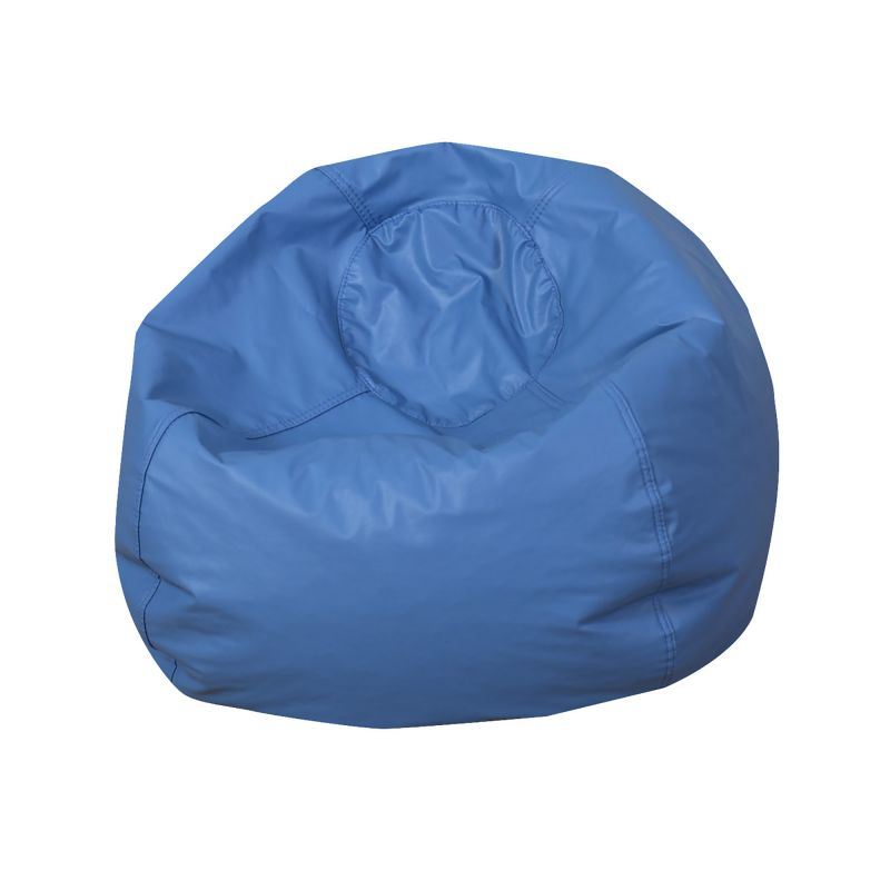 Go2 Bean Bag 35″ Round – Deep Water